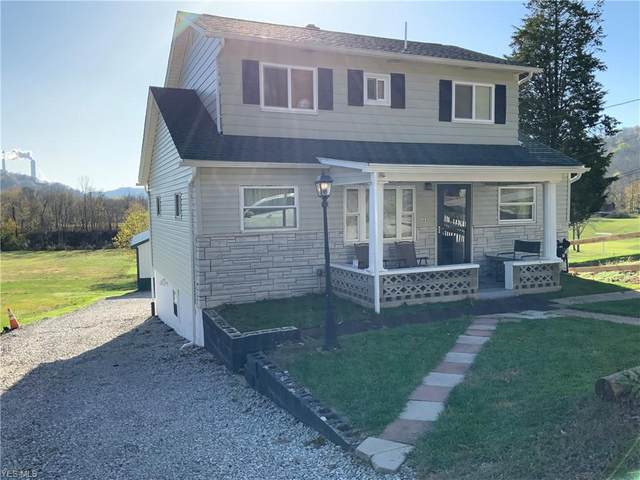 123 Mellott Street, Powhatan Point, OH 43942 (MLS #4237897) :: RE/MAX Edge Realty