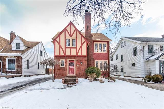 4857 W 14th Street, Cleveland, OH 44109 (MLS #4238157) :: Krch Realty