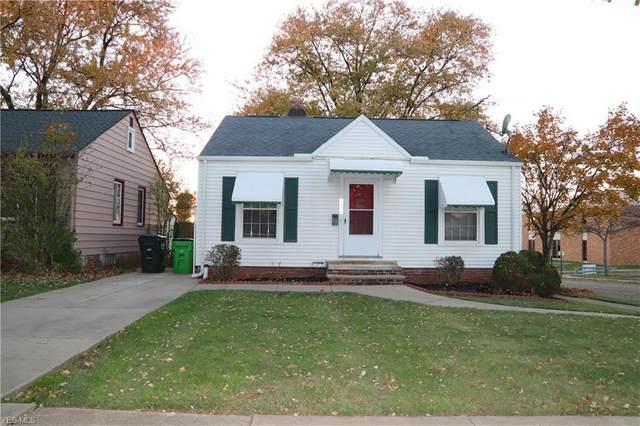 530 Darlington Drive, Bedford, OH 44146 (MLS #4238197) :: Select Properties Realty