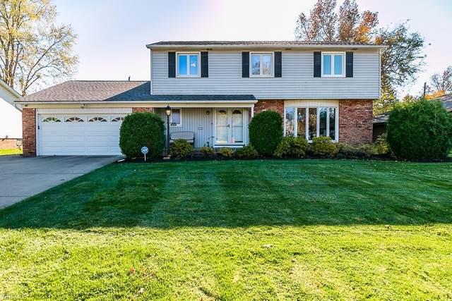 5438 Meadow Wood Boulevard, Lyndhurst, OH 44124 (MLS #4238243) :: Select Properties Realty