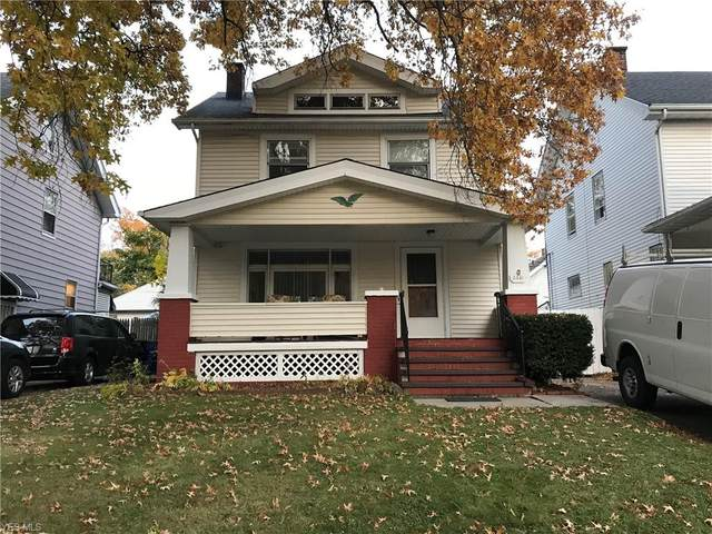 3441 W 132nd Street, Cleveland, OH 44111 (MLS #4238248) :: RE/MAX Trends Realty