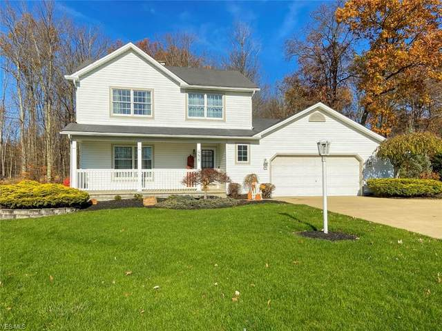 235 N Clearwater Cove, Austintown, OH 44515 (MLS #4238313) :: The Crockett Team, Howard Hanna