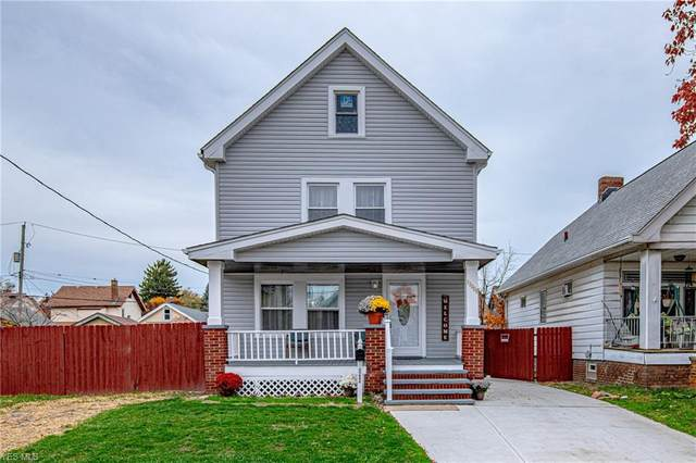 11008 Dale Avenue, Cleveland, OH 44111 (MLS #4238381) :: The Art of Real Estate