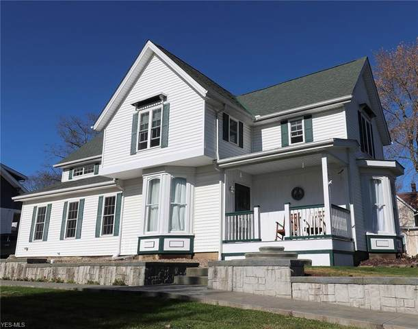 10697 Maple Street, Mantua, OH 44255 (MLS #4238572) :: Keller Williams Legacy Group Realty
