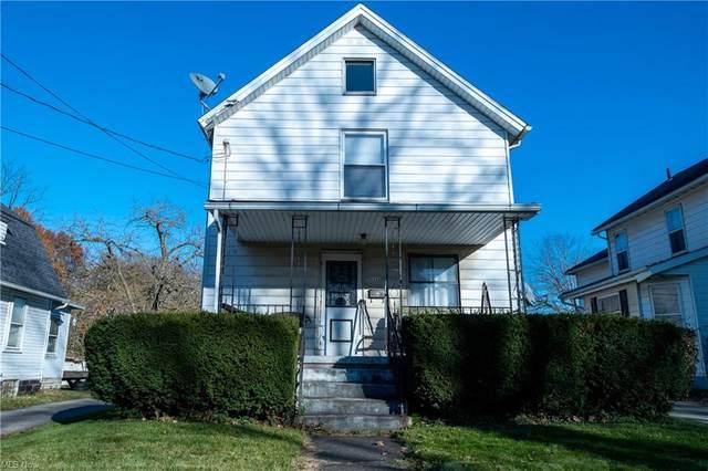 1118 Tod NW, Warren, OH 44485 (MLS #4238585) :: Keller Williams Chervenic Realty