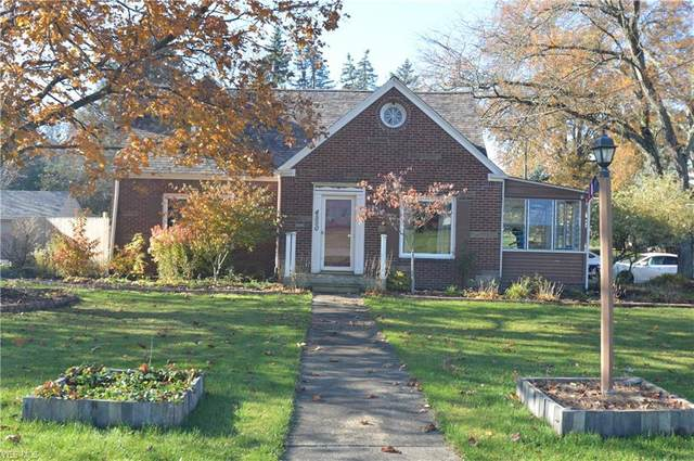4550 Euclid Boulevard, Youngstown, OH 44512 (MLS #4238626) :: RE/MAX Trends Realty