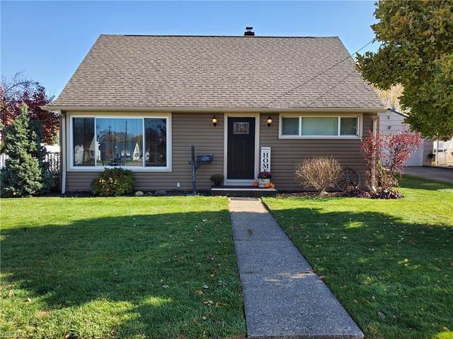 1202 Grandview Avenue SW, Canton, OH 44710 (MLS #4238656) :: The Holly Ritchie Team