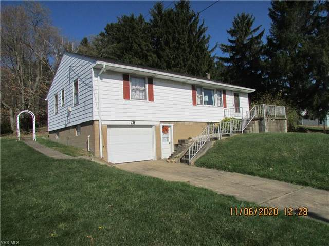 28 Edgar Way, Steubenville, OH 43952 (MLS #4238683) :: RE/MAX Edge Realty
