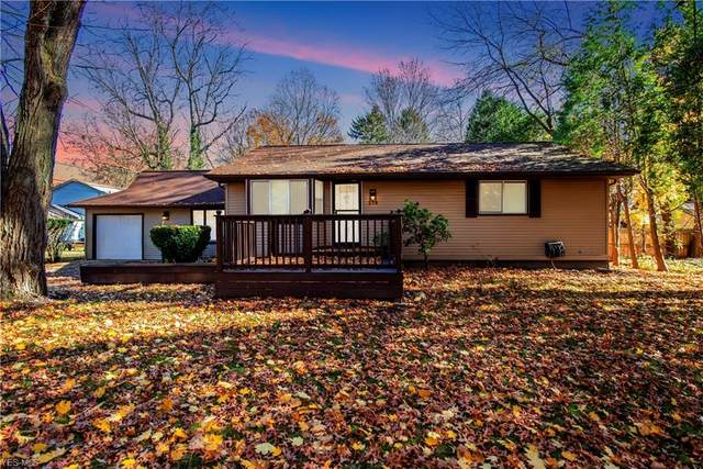 239 Crawford Road, Akron, OH 44313 (MLS #4238715) :: RE/MAX Edge Realty