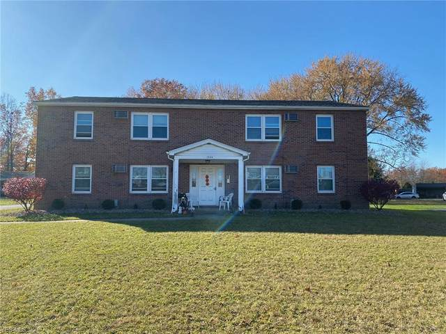 1344 Maplecrest Drive, Austintown, OH 44515 (MLS #4238834) :: TG Real Estate