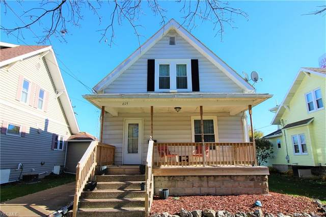 615 Madison Street, Port Clinton, OH 43452 (MLS #4238851) :: Tammy Grogan and Associates at Cutler Real Estate