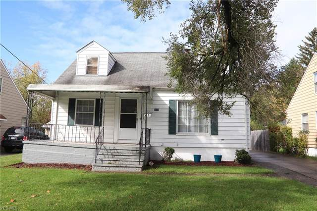 5516 Morgan Street, Maple Heights, OH 44137 (MLS #4238894) :: RE/MAX Trends Realty