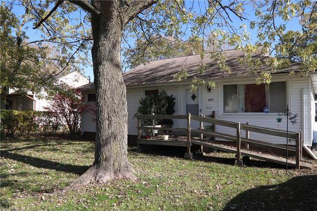4917 N Randall Drive, North Randall, OH 44128 (MLS #4238907) :: Select Properties Realty