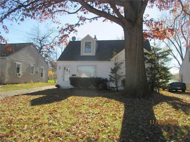 1563 Bancroft Avenue, Youngstown, OH 44514 (MLS #4238913) :: The Holden Agency