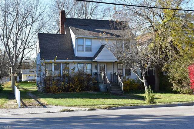 696 S Broadway, Geneva, OH 44041 (MLS #4238917) :: The Art of Real Estate