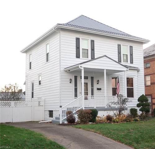 636 Locust Avenue, Zanesville, OH 43701 (MLS #4238929) :: RE/MAX Edge Realty