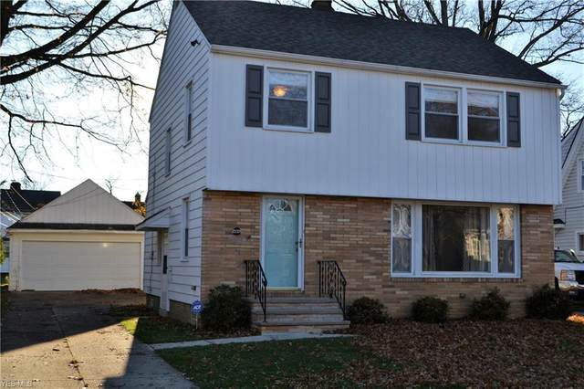 25370 Chatworth Drive, Euclid, OH 44117 (MLS #4239128) :: RE/MAX Trends Realty