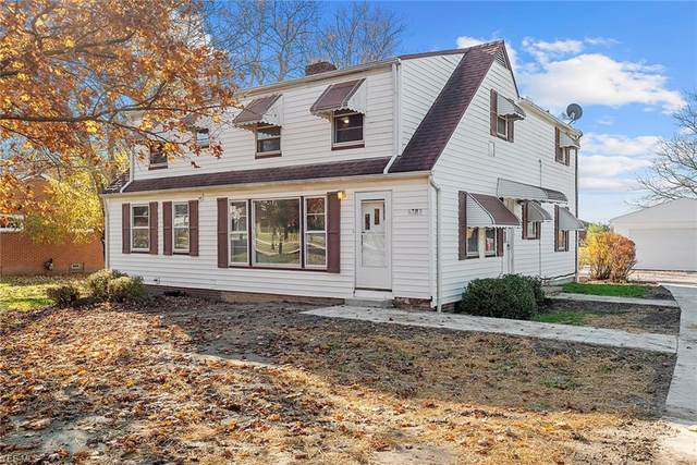 5702 Perkins Road, Bedford Heights, OH 44146 (MLS #4239169) :: The Art of Real Estate