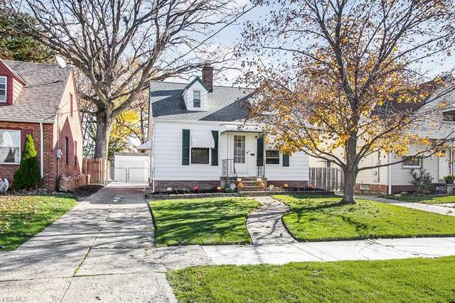 3955 Victory Boulevard, Cleveland, OH 44111 (MLS #4239245) :: RE/MAX Edge Realty