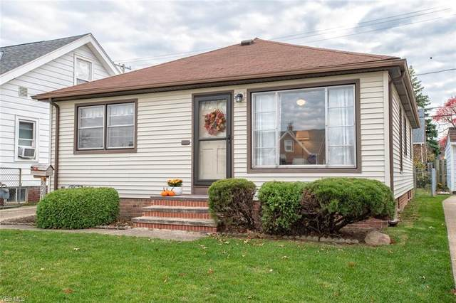 3903 Wood Avenue, Parma, OH 44134 (MLS #4239500) :: Krch Realty