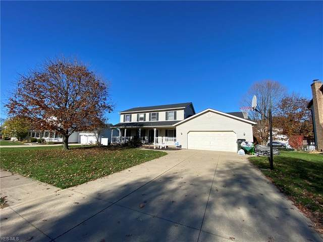 1931 Tanglewood Circle, Louisville, OH 44641 (MLS #4239586) :: RE/MAX Edge Realty