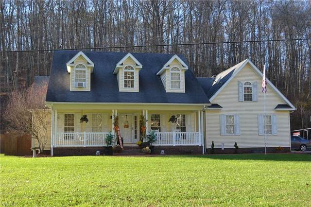 1916 Chesterville Road, Mineral Wells, WV 26150 (MLS #4239779) :: Select Properties Realty
