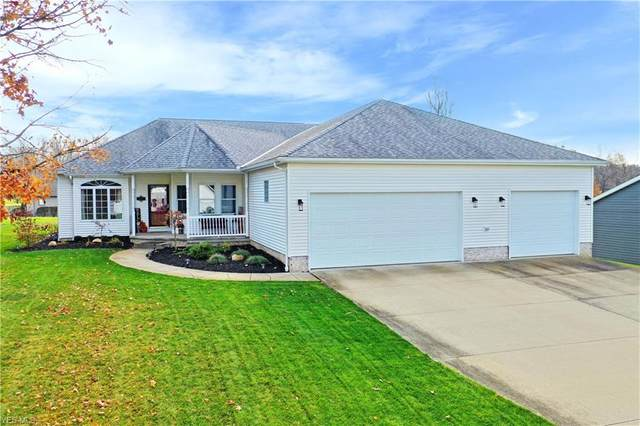 3846 Meander Drive, Mineral Ridge, OH 44440 (MLS #4239899) :: RE/MAX Trends Realty