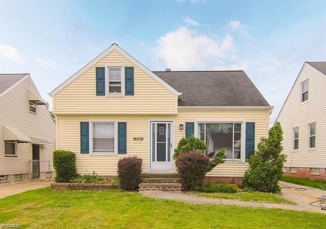 16008 Edgewood Avenue, Maple Heights, OH 44137 (MLS #4239965) :: RE/MAX Trends Realty