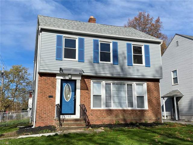 17303 Stockbridge Avenue, Cleveland, OH 44128 (MLS #4239994) :: RE/MAX Trends Realty
