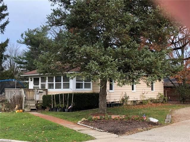 437 Bird Street, Wadsworth, OH 44281 (MLS #4240083) :: RE/MAX Edge Realty