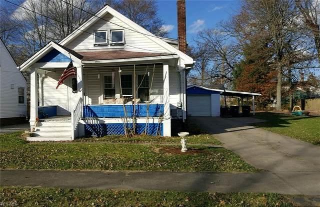 1056 Raymond Street NW, Warren, OH 44485 (MLS #4240254) :: RE/MAX Edge Realty