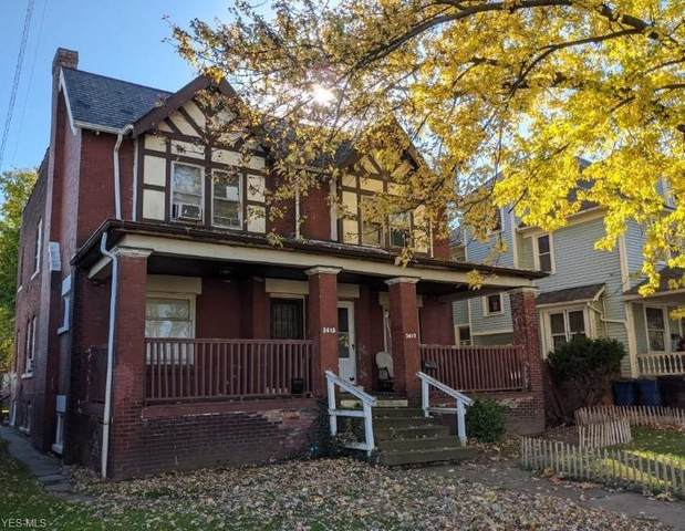 3615 Denison Avenue, Cleveland, OH 44109 (MLS #4240316) :: Keller Williams Chervenic Realty