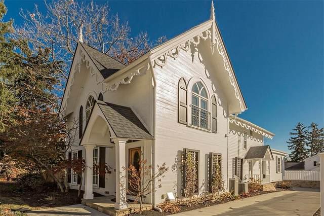 34 E Cottage Street, Chagrin Falls, OH 44022 (MLS #4240322) :: The Crockett Team, Howard Hanna