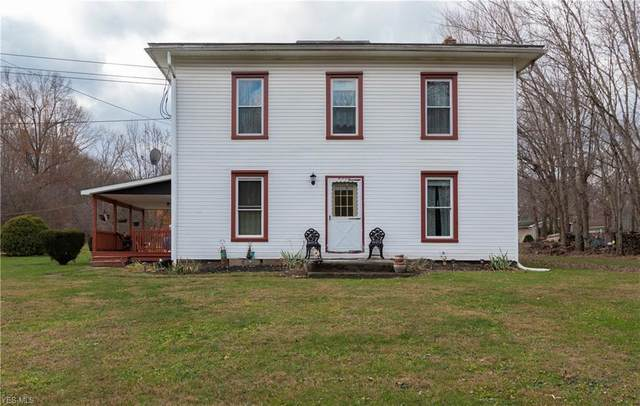2566 West River Road, Newton Falls, OH 44444 (MLS #4240325) :: The Holden Agency
