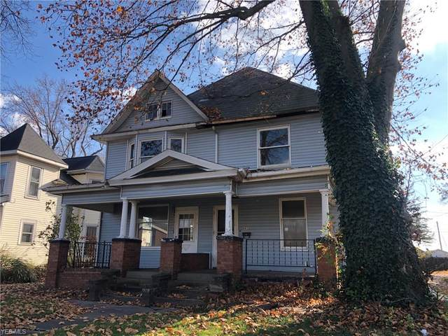 905 Walnut Street, Coshocton, OH 43812 (MLS #4240385) :: Select Properties Realty