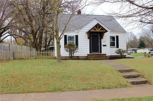 3504 Arnold Avenue NW, Canton, OH 44709 (MLS #4240430) :: RE/MAX Trends Realty