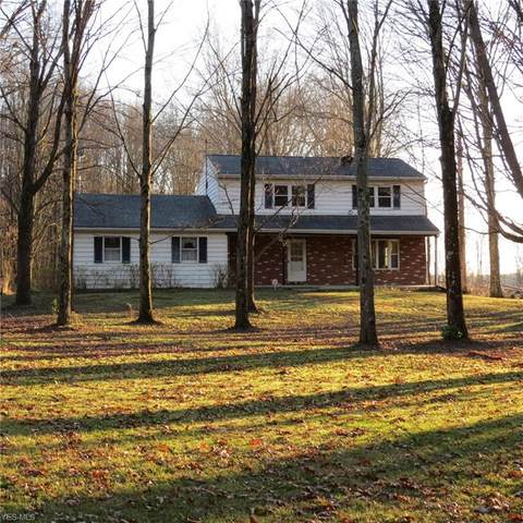 5105 Shanks Phalanx Road, Newton Falls, OH 44444 (MLS #4240510) :: Krch Realty