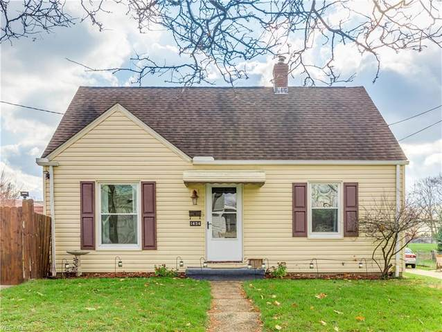 1454 Chippewa Avenue, Akron, OH 44305 (MLS #4240513) :: RE/MAX Edge Realty