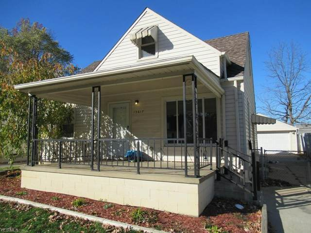 13617 York Boulevard, Garfield Heights, OH 44125 (MLS #4240596) :: Select Properties Realty