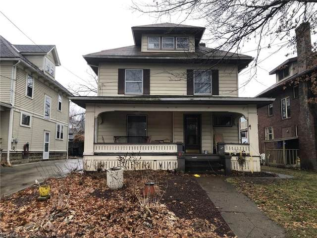 87 S Rose Boulevard, Akron, OH 44302 (MLS #4240598) :: RE/MAX Trends Realty