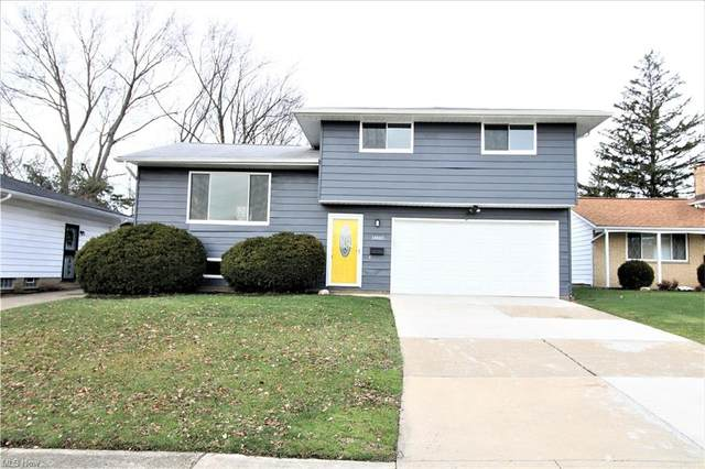 14665 Janice Drive, Maple Heights, OH 44137 (MLS #4240649) :: Keller Williams Legacy Group Realty