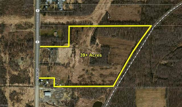 State Route 45, Lordstown, OH 44481 (MLS #4240679) :: The Crockett Team, Howard Hanna