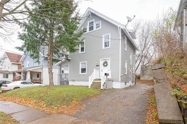 1177 Pondview Avenue, Akron, OH 44305 (MLS #4240765) :: Select Properties Realty