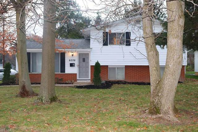6026 Marra Drive, Bedford Heights, OH 44146 (MLS #4240891) :: The Art of Real Estate