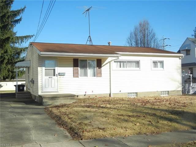 1079 Flanders Avenue, Akron, OH 44314 (MLS #4240903) :: RE/MAX Edge Realty