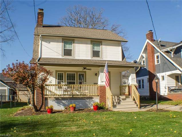 1210 Berwin Street, Akron, OH 44310 (MLS #4240941) :: Keller Williams Chervenic Realty
