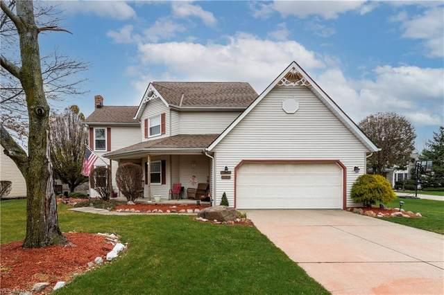5019 Whetstone Circle, Brunswick, OH 44212 (MLS #4240957) :: TG Real Estate