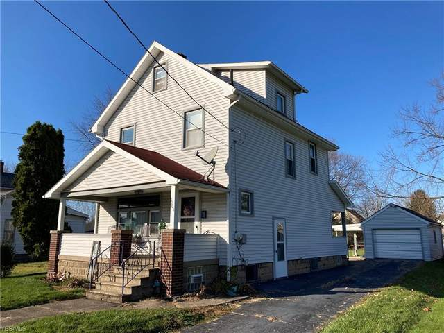 1104 Mason Street, Niles, OH 44446 (MLS #4241000) :: The Holly Ritchie Team