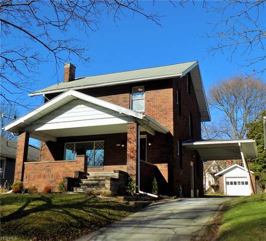 1392 E Pershing Street, Salem, OH 44460 (MLS #4241011) :: Keller Williams Chervenic Realty