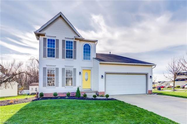 562 Woodview Drive, Akron, OH 44319 (MLS #4241226) :: RE/MAX Trends Realty